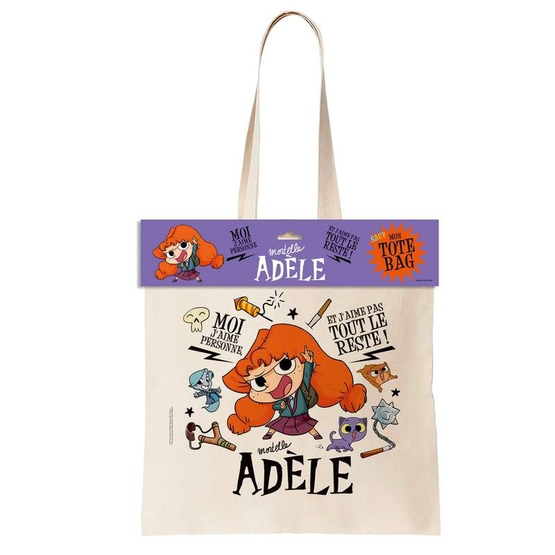 Tote bag Mortelle Adèle