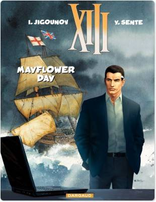 XIII - Tome 20 - Mayflower Day