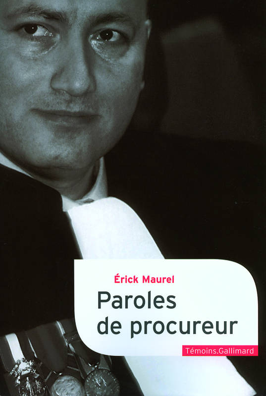 Paroles de procureur