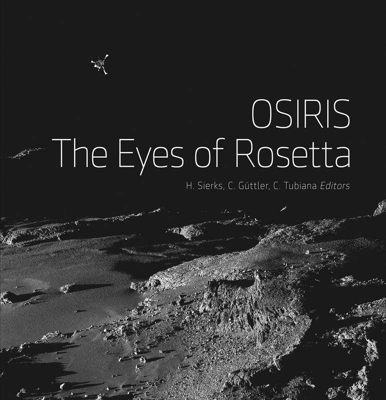 OSIRIS The Eyes of Rosetta /anglais