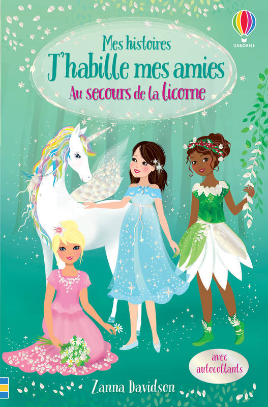 Magic dolls / Le sauvetage de la licorne