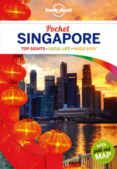 Pocket Singapore - 4ed - Anglais