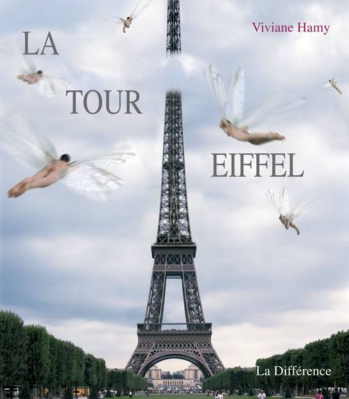 livre la tour eiffel viviane hamy la diff rence mythologie des lieux 9782729118976. Black Bedroom Furniture Sets. Home Design Ideas