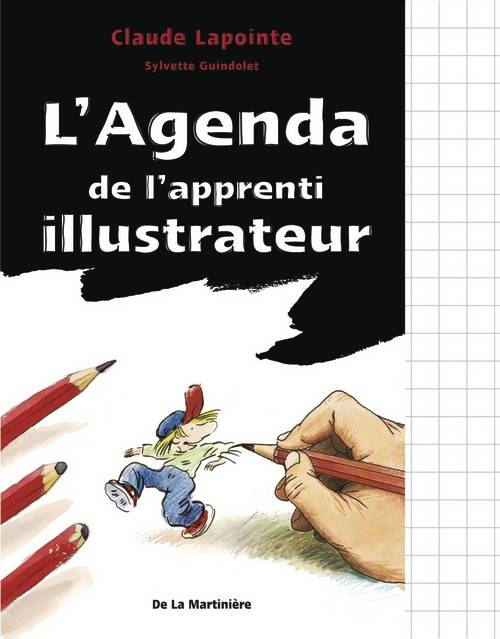AGENDA DE L'APPRENTI ILLUSTRATEUR (L')