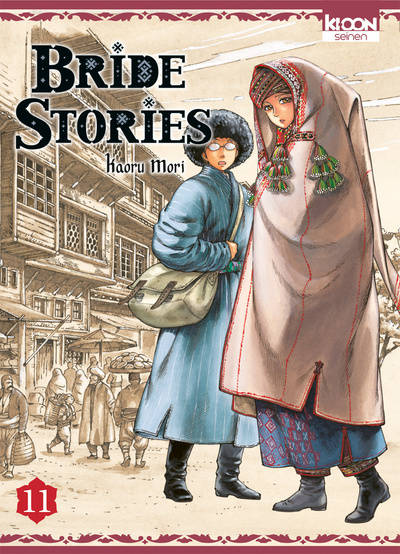 Bride stories tome 11