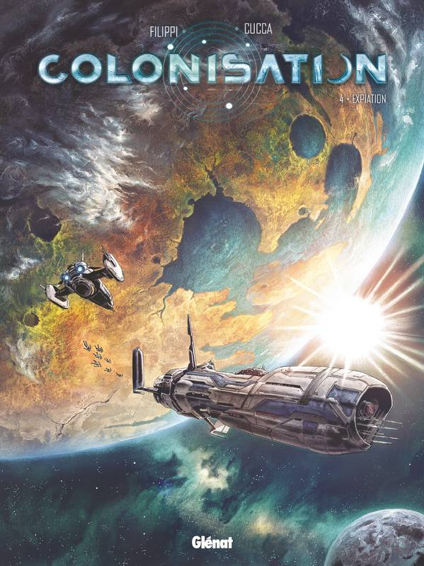 Colonisation - Tome 04, Expiation