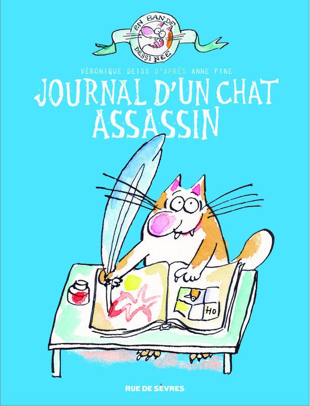 Journal d'un chat assassin - Journal d'un chat assassin
