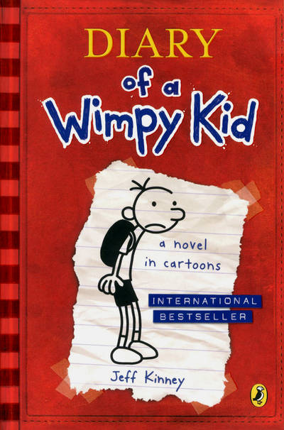 Diary of a wimpy kid /anglais