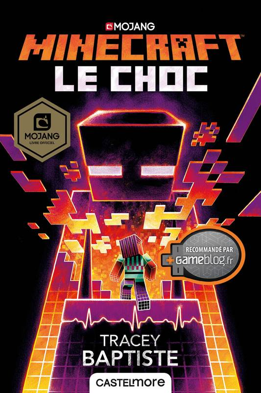 Minecraft officiel : Le choc