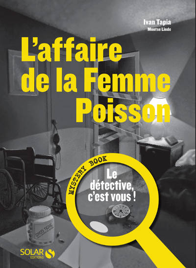 Mystery Book : L'affaire de la femme poisson