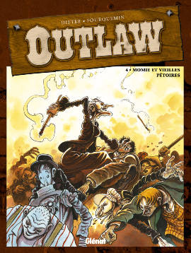 Outlaw., 4, OUTLAW - TOME 4