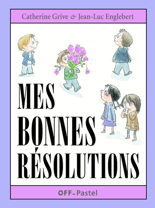MES BONNES RESOLUTIONS