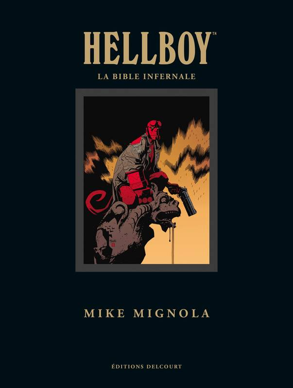 Hellboy - La Bible infernale (Nouvelle edition)