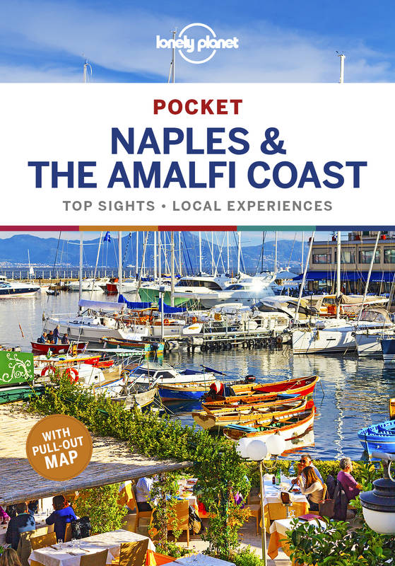 Pocket Naples  the Amalfi Coast - 1ed - Anglais