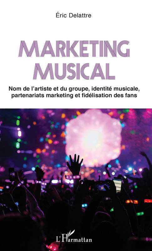 Marketing musical, Nom de l'artiste et du groupe, identité musicale, partenariats marketing et fidélisation des fans