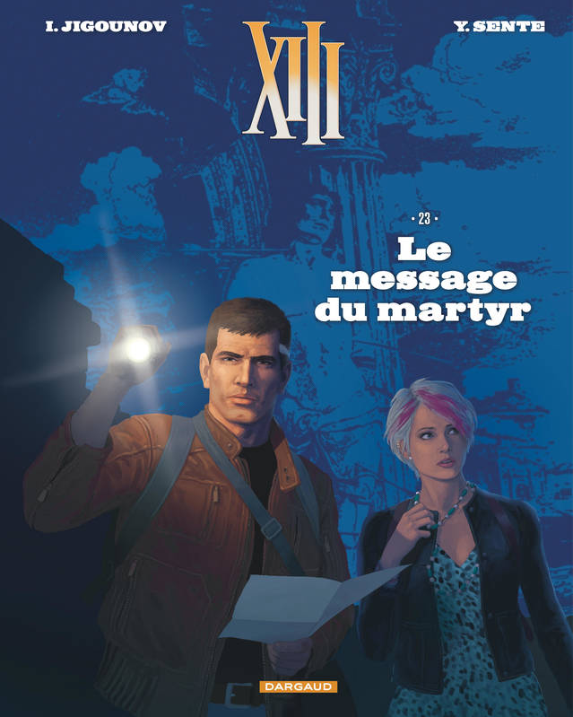 XIII., 23, Le message du martyr