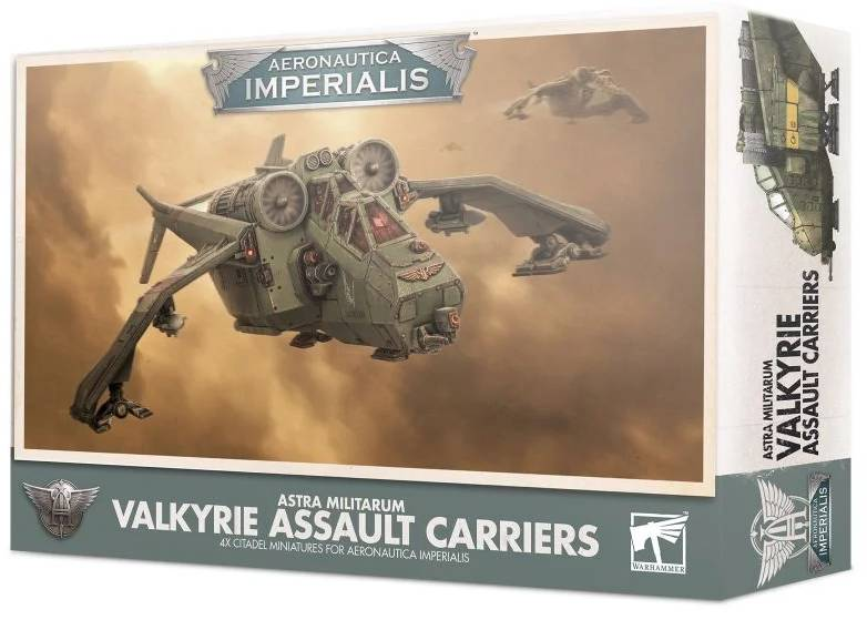Astra Militarum - Valkyrie Assault Carriers