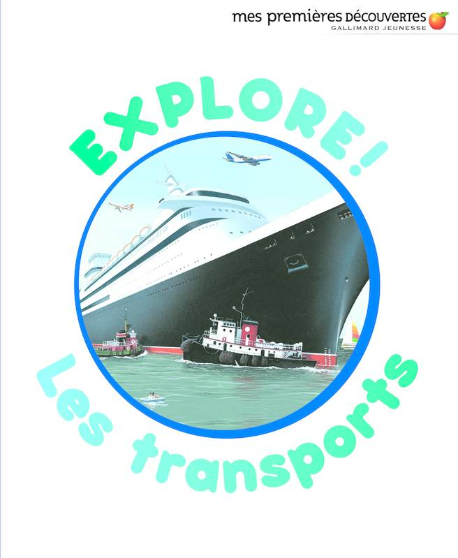 Explore ! Les transports