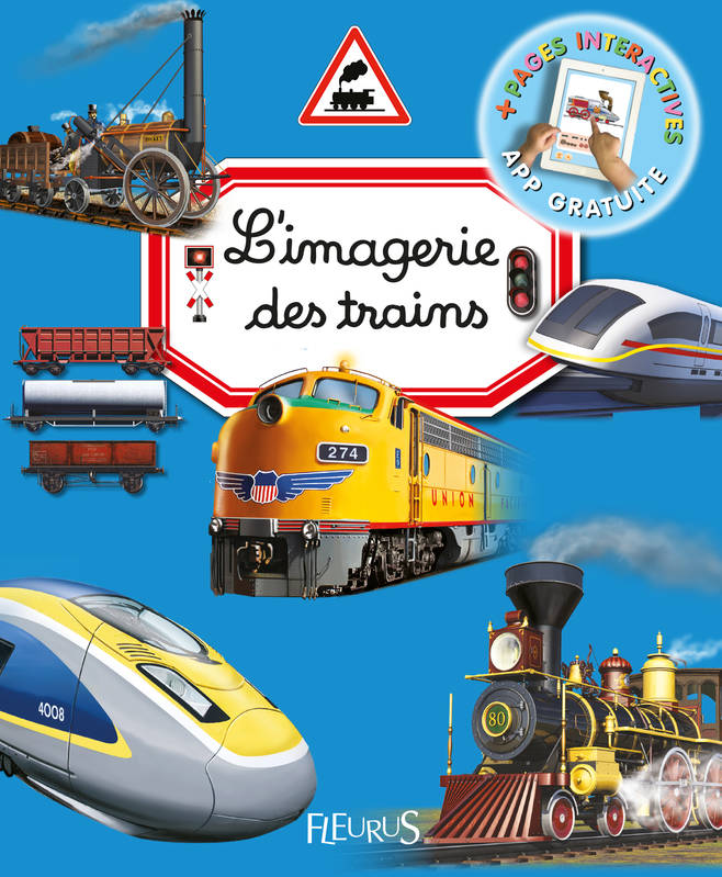L'imagerie des trains (interactive)