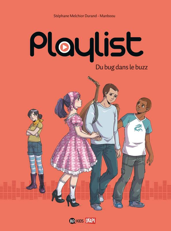 Paylist, 2, PLAYLIST T02 DU BUG DANS LE BUZZ