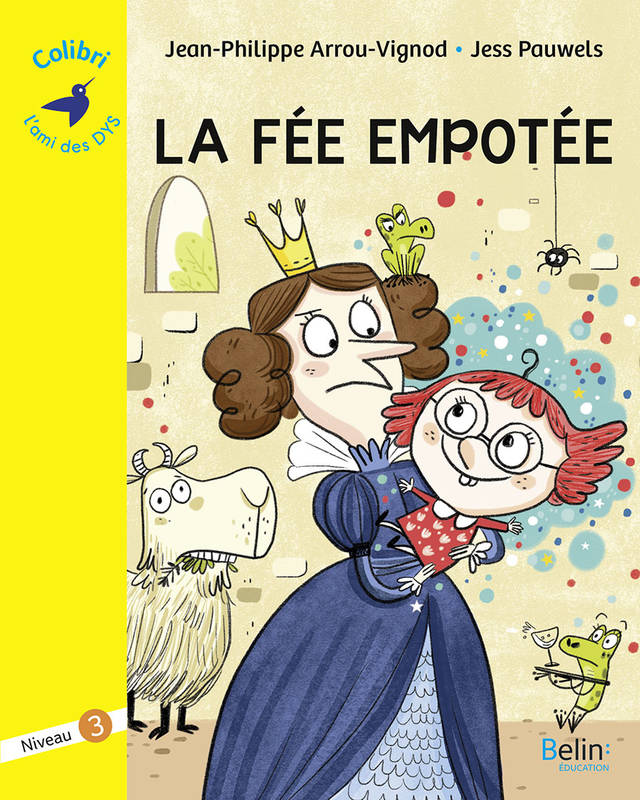 LA FEE EMPOTEE - NIVEAU 3