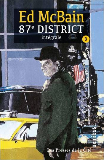 87E DISTRICT - TOME 8 - INTEGRALE - VOL08