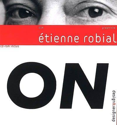 Etienne Robial / graphiste