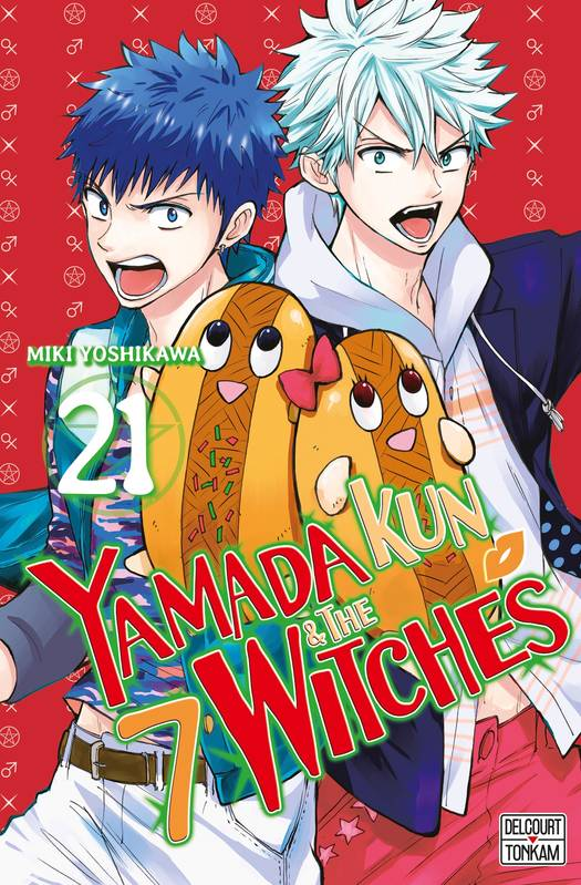 Yamada-kun & the 7 witches T21