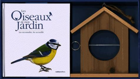 livre les oiseaux de mon jardin les reconna tre les accueillir les reconna tre les. Black Bedroom Furniture Sets. Home Design Ideas