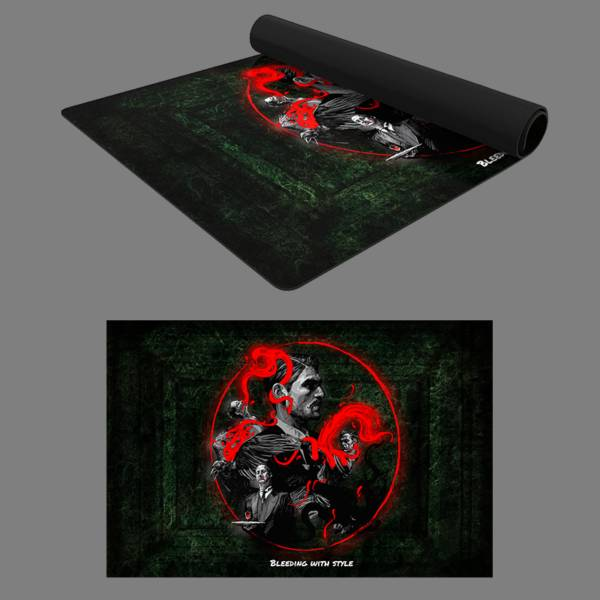 Playmat - Vampire the Eternal Struggle - Ventrue