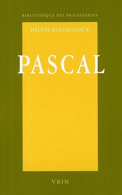 PASCAL, la force de la raison