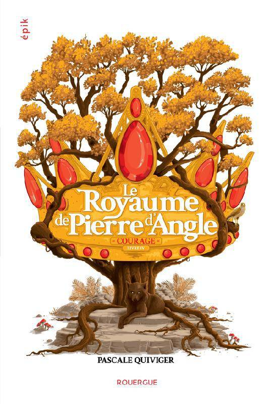 Le royaume de Pierre d'Angle, Courage