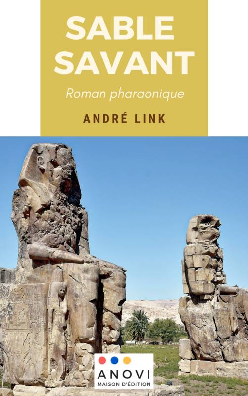Sable savant, Roman pharaonique
