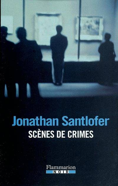 Scènes de crimes, roman à suspense