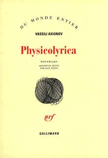 Physicolyrica, nouvelles