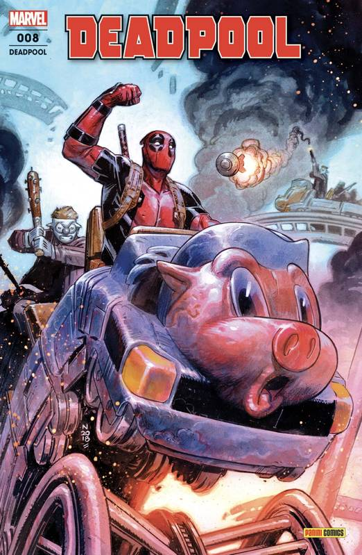 Deadpool (fresh start) Nº8