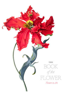 THE BOOK OF THE FLOWER FLOWERS IN ART /ANGLAIS