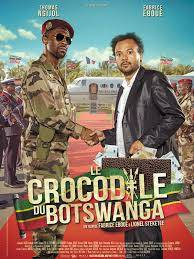 dvd / LE CROCODILE DU BOSTWANGA / NGIGOL, THOMAS, EBOU