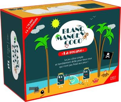 Blanc manger coco - extension N°1 La Recave - Le jeu ultra simple et terriblement drôle