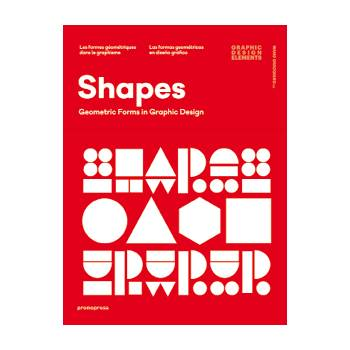 Shapes, Geometric forms in graphic design