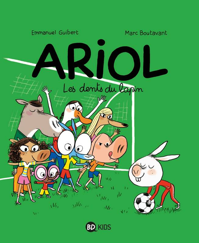 Ariol T9, Les dents du lapin