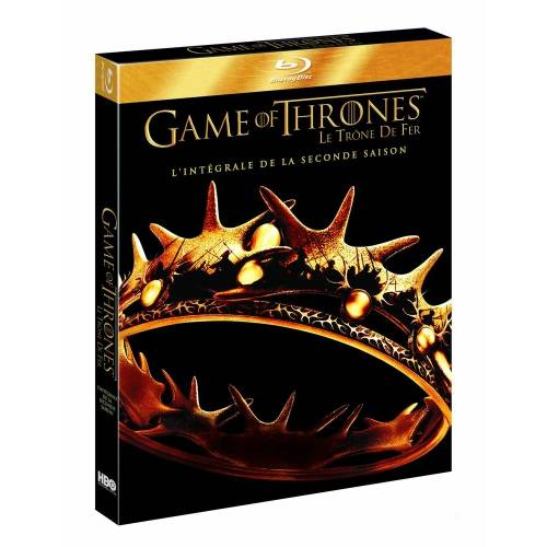 BLRA / Game of thrones : Le trône de fer saison 2