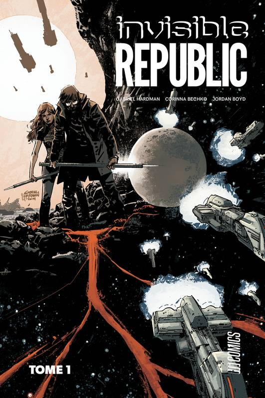 Invisible Republic - T1