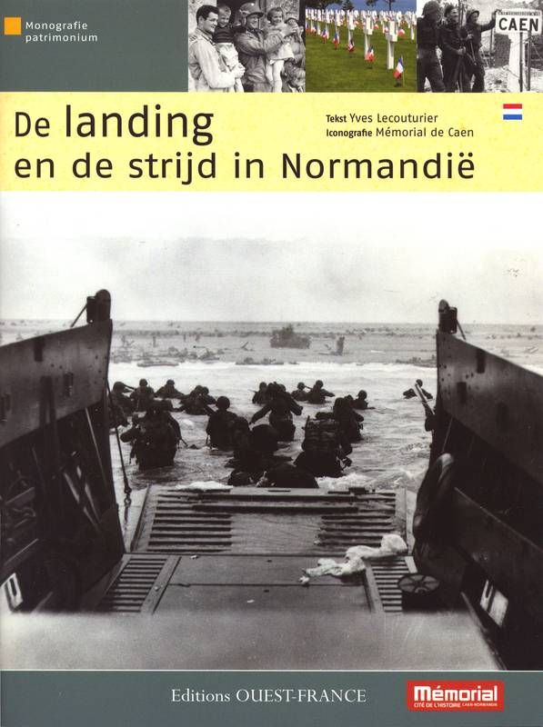 De landing en de strijd in Normandië