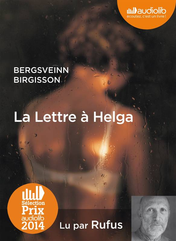 La Lettre à Helga, Livre audio 1 CD MP3 - 319 Mo