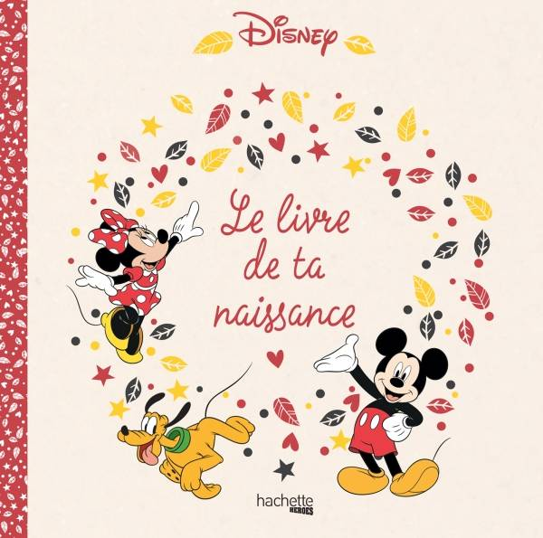 livre livre de naissance disney manon liduena hachette pratique heroes 9782012904309. Black Bedroom Furniture Sets. Home Design Ideas