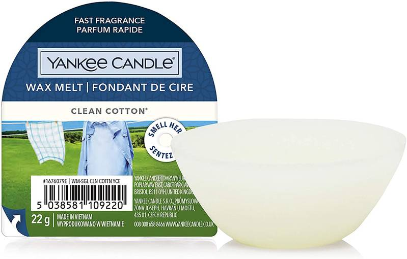Clean Cotton® Fondants de cire
