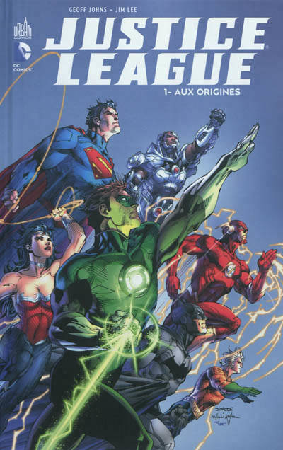 Justice League / Aux origines