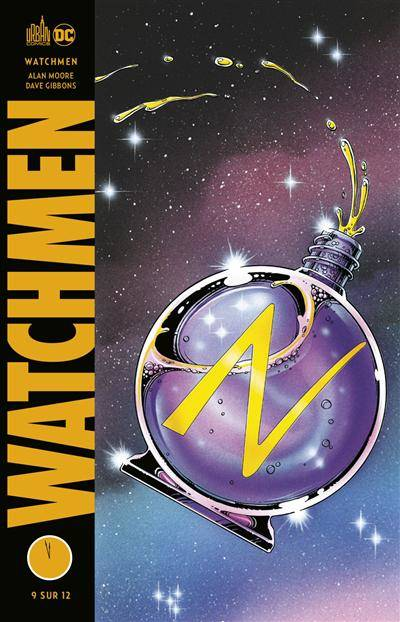 9, WATCHMEN - TOME 9