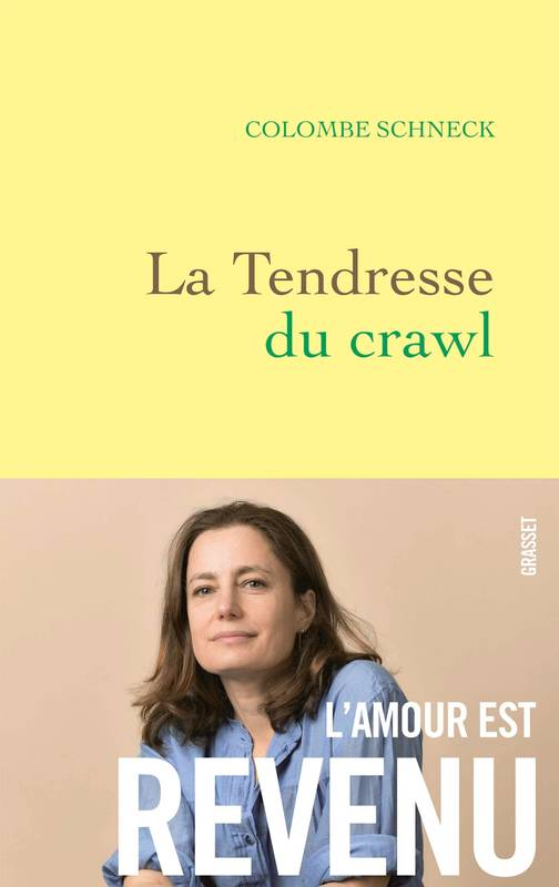 La tendresse du crawl, roman